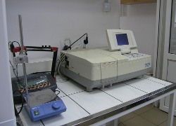 IDPAN carbohydrate analysis laboratory